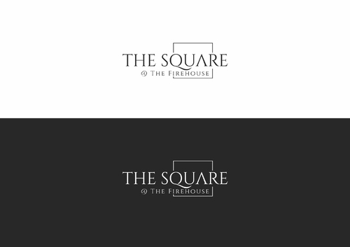 The Square at The Firehouse Logo Winning Design by AnToNy186