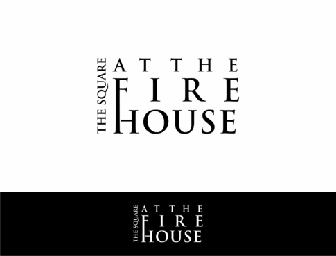 The Square at The Firehouse A Logo, Monogram, or Icon  Draft # 138 by HandsomeRomeo