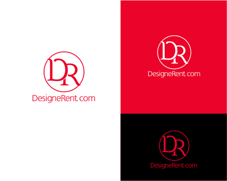 DesigneRent.com         maybe use the D and R A Logo, Monogram, or Icon  Draft # 166 by odc69