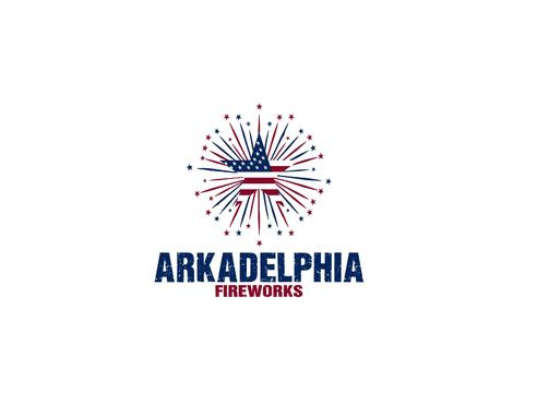 Arkadelphia Fireworks A Logo, Monogram, or Icon  Draft # 13 by Designeye