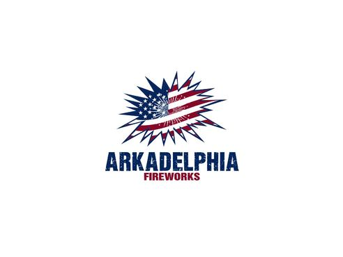 Arkadelphia Fireworks A Logo, Monogram, or Icon  Draft # 14 by Designeye