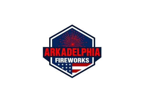 Arkadelphia Fireworks A Logo, Monogram, or Icon  Draft # 19 by Designeye