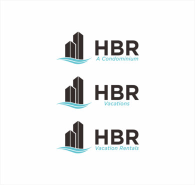Harbor Beach Residences and/or HBR A Logo, Monogram, or Icon  Draft # 25 by dhira