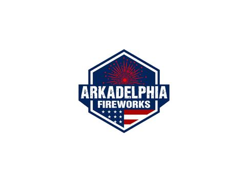 Arkadelphia Fireworks A Logo, Monogram, or Icon  Draft # 34 by Designeye