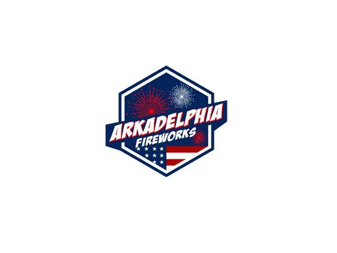 Arkadelphia Fireworks A Logo, Monogram, or Icon  Draft # 35 by Designeye