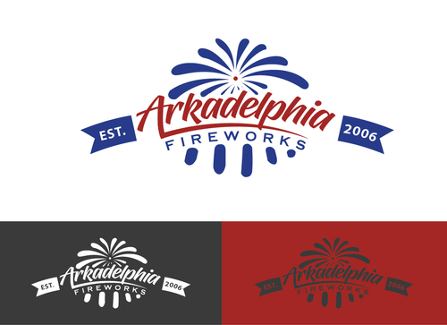 Arkadelphia Fireworks A Logo, Monogram, or Icon  Draft # 42 by deba1980