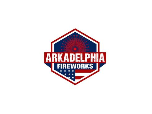 Arkadelphia Fireworks A Logo, Monogram, or Icon  Draft # 44 by Designeye