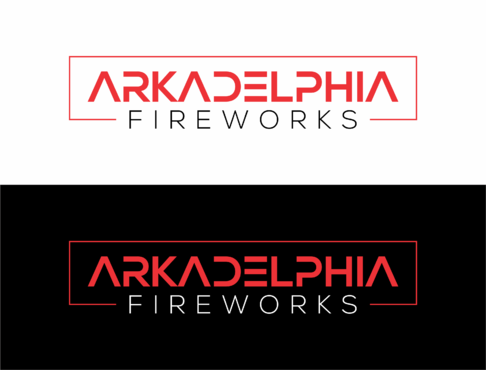 Arkadelphia Fireworks A Logo, Monogram, or Icon  Draft # 54 by InfoTechDesign