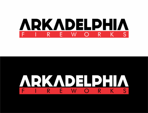 Arkadelphia Fireworks A Logo, Monogram, or Icon  Draft # 55 by InfoTechDesign