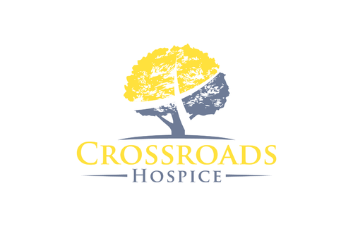 Crossroads Hospice Logo Winning Design by Samdesigns