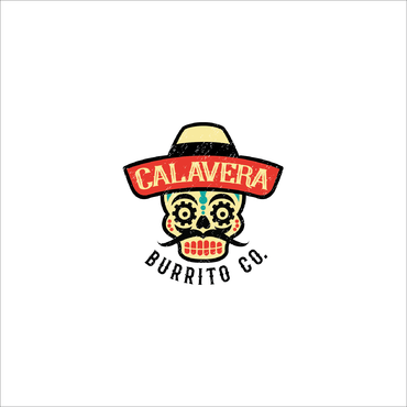 Calavera Burrito Co. A Logo, Monogram, or Icon  Draft # 274 by reshmagraphics