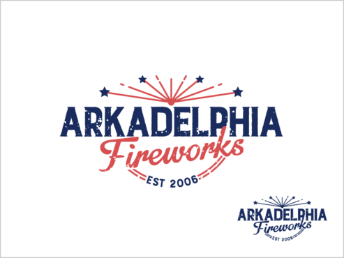 Arkadelphia Fireworks A Logo, Monogram, or Icon  Draft # 71 by thebullet