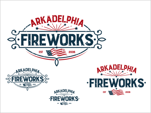 Arkadelphia Fireworks A Logo, Monogram, or Icon  Draft # 74 by thebullet