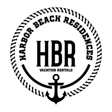 Harbor Beach Residences and/or HBR A Logo, Monogram, or Icon  Draft # 66 by rifqueiza