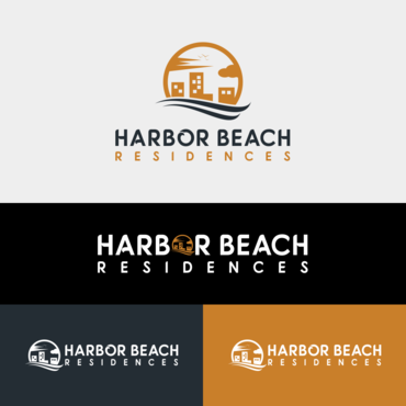 Harbor Beach Residences and/or HBR A Logo, Monogram, or Icon  Draft # 69 by vanilogos