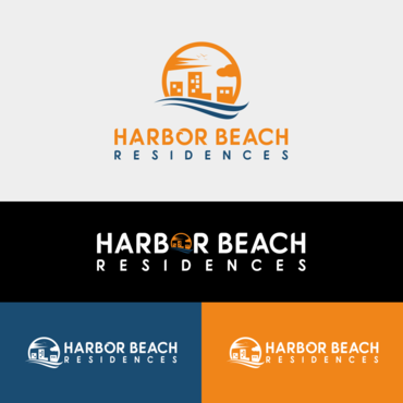 Harbor Beach Residences and/or HBR A Logo, Monogram, or Icon  Draft # 70 by vanilogos