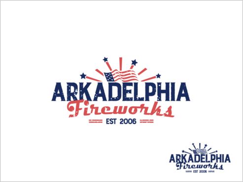 Arkadelphia Fireworks A Logo, Monogram, or Icon  Draft # 75 by thebullet
