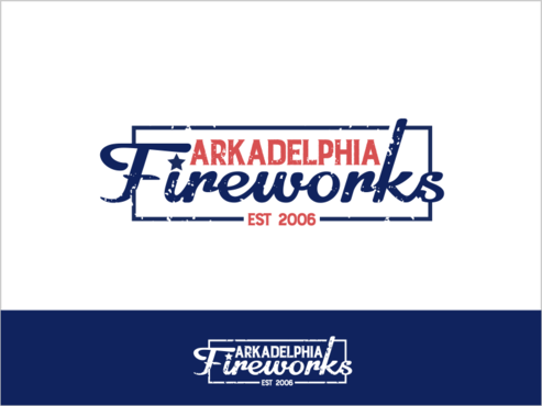 Arkadelphia Fireworks A Logo, Monogram, or Icon  Draft # 76 by thebullet