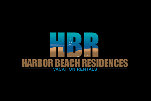 Harbor Beach Residences and/or HBR A Logo, Monogram, or Icon  Draft # 81 by shreeganesh