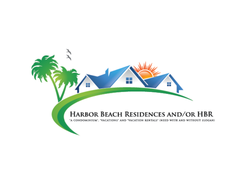 Harbor Beach Residences and/or HBR A Logo, Monogram, or Icon  Draft # 84 by myson