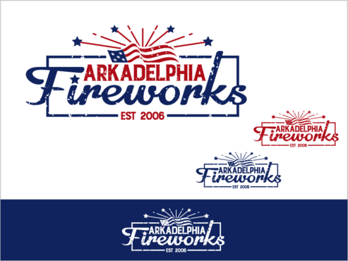 Arkadelphia Fireworks A Logo, Monogram, or Icon  Draft # 101 by thebullet