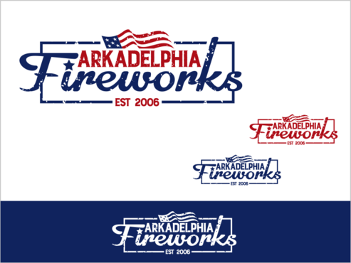 Arkadelphia Fireworks A Logo, Monogram, or Icon  Draft # 102 by thebullet