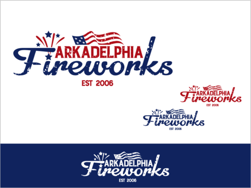 Arkadelphia Fireworks A Logo, Monogram, or Icon  Draft # 103 by thebullet