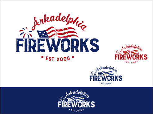 Arkadelphia Fireworks A Logo, Monogram, or Icon  Draft # 104 by thebullet