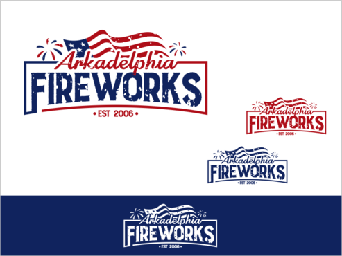 Arkadelphia Fireworks A Logo, Monogram, or Icon  Draft # 105 by thebullet