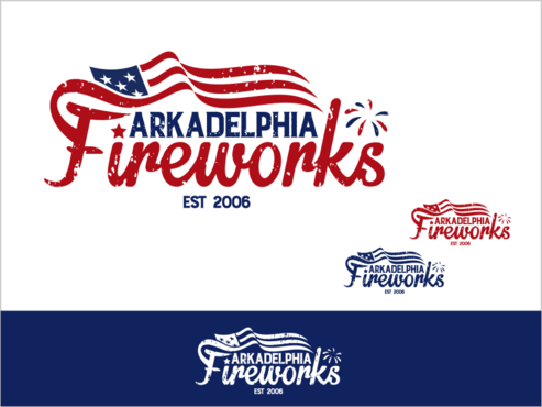 Arkadelphia Fireworks A Logo, Monogram, or Icon  Draft # 106 by thebullet