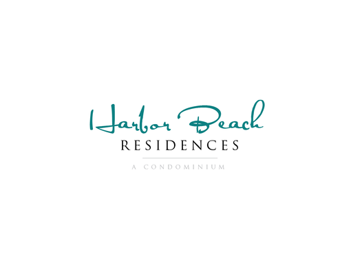 Harbor Beach Residences and/or HBR A Logo, Monogram, or Icon  Draft # 158 by Harni