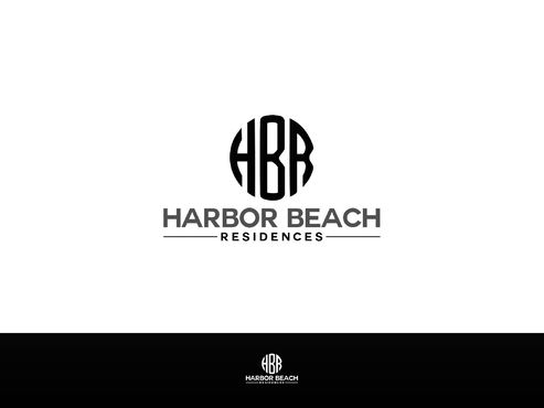 Harbor Beach Residences and/or HBR A Logo, Monogram, or Icon  Draft # 165 by Designboss