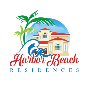 Harbor Beach Residences and/or HBR A Logo, Monogram, or Icon  Draft # 172 by EXPartLogo