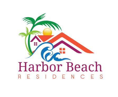 Harbor Beach Residences and/or HBR A Logo, Monogram, or Icon  Draft # 173 by EXPartLogo