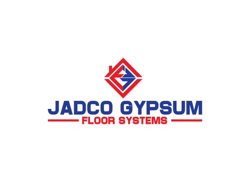 Jadco Gypsum Floor Systems  A Logo, Monogram, or Icon  Draft # 70 by arsalanwaheed