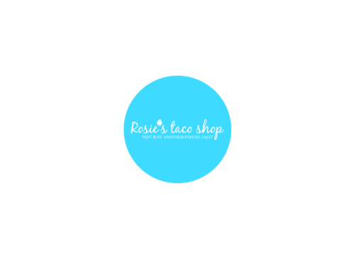 rosie's taco shop A Logo, Monogram, or Icon  Draft # 4 by Atittaya