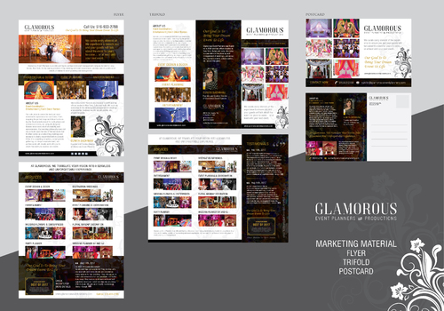 Glamorous Event Planners and Production