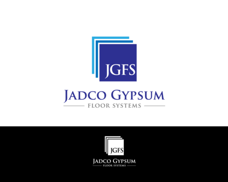 Jadco Gypsum Floor Systems  A Logo, Monogram, or Icon  Draft # 146 by anijams