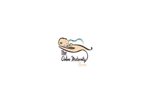 The Online Maternity Nurse A Logo, Monogram, or Icon  Draft # 29 by Animman