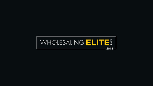 Wholesaling Elite Live Logo Winning Design by AnToNy186