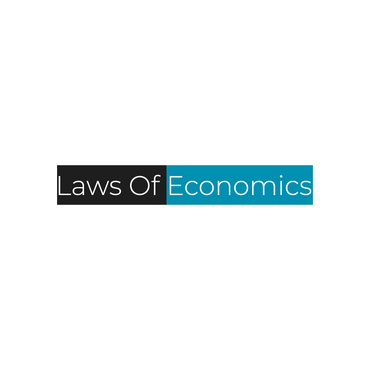 Laws of Economics A Logo, Monogram, or Icon  Draft # 17 by 0khanjaeed0