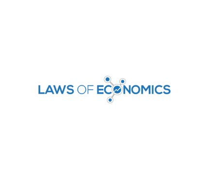 Laws of Economics A Logo, Monogram, or Icon  Draft # 23 by DiscoverMyBusiness