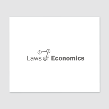 Laws of Economics A Logo, Monogram, or Icon  Draft # 25 by jobusa