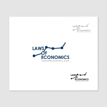 Laws of Economics A Logo, Monogram, or Icon  Draft # 28 by jobusa