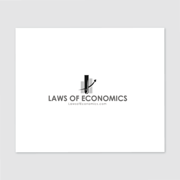 Laws of Economics A Logo, Monogram, or Icon  Draft # 29 by jobusa