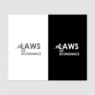 Laws of Economics A Logo, Monogram, or Icon  Draft # 32 by jobusa
