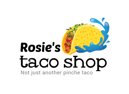 rosie's taco shop A Logo, Monogram, or Icon  Draft # 44 by EXPartLogo