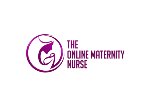 The Online Maternity Nurse A Logo, Monogram, or Icon  Draft # 76 by genni