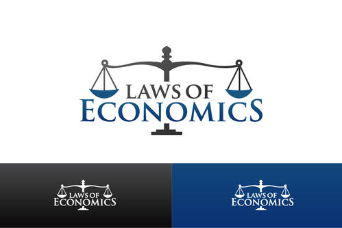 Laws of Economics A Logo, Monogram, or Icon  Draft # 50 by Filter