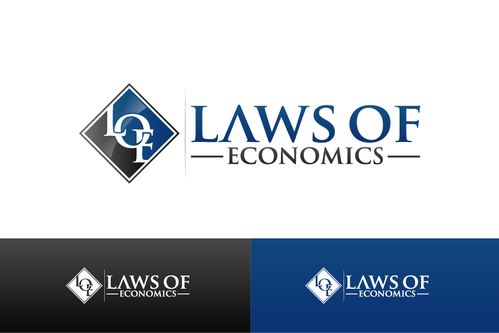 Laws of Economics A Logo, Monogram, or Icon  Draft # 51 by Filter